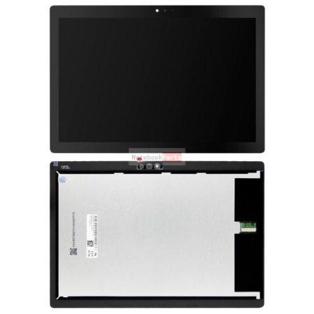 Lenovo Tab TabM10 TB-X605F kijelzőegység - fekete