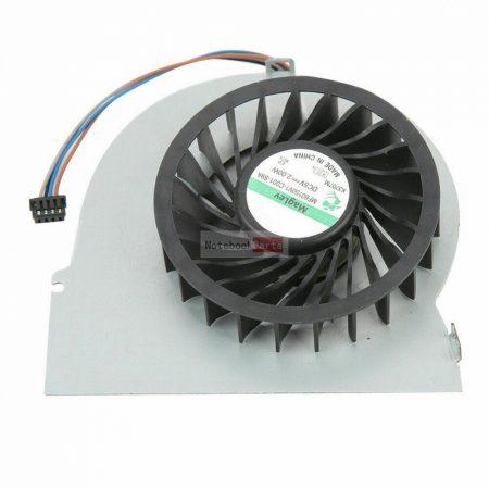 HP EliteBook 8460P 8560P 8560W 8570W SLS 4PIN CPU laptop ventillátor