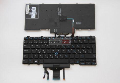 E5450 laptop billentyűzet