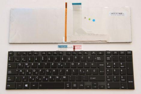 Toshiba Qosmio X870 X875, Satellite L850 L855 L870 L875 S850 S870 S875 S950 P850 P870 C855D-11U (Gaming Version) laptop billentyűzet