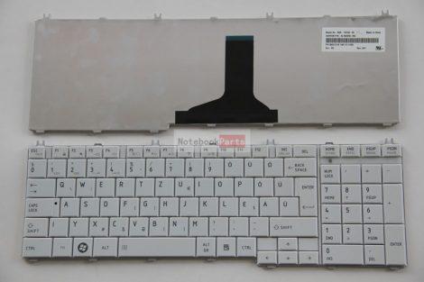 Toshiba Satellite C650 C660 L650 L750 magyar nyelvű laptop billentyűzet, GYÁRI ÚJ