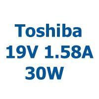 TOSHIBA 19V 1.58A 30W